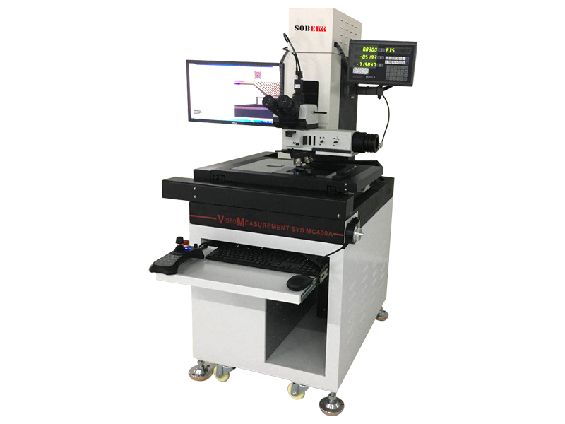 MA400-CNC Automatic Metallographic Tool-Maker Microscope