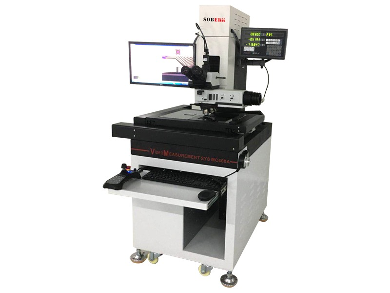 MA400 Fully Automatic Metallographic Tool Microscope
