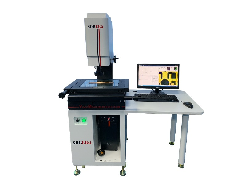 EP Series Manual Video Measuring Machine With Probe